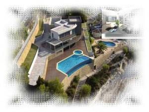 Exklusive Ferienvilla an der Costa Blanca