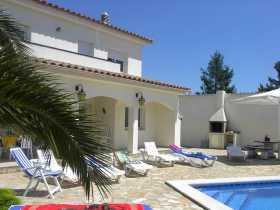 Location en Espagne sur la Costa Brava.