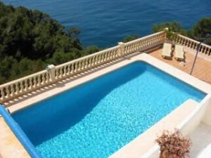 Spanien Costa Blanca Ferienhaus Jv 910 In Javea Mit Privat Pool Zu