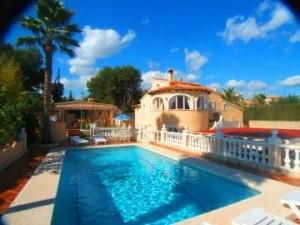 Location de vacances, villas, maisons et appartements à louer en Espagne