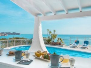 Ferienvilla am Meer zu vermieten